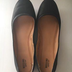 Mossimo Black Ballet Flats